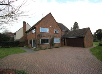 Thumbnail 5 bed detached house for sale in East Common, Harpenden, Hertfordshire