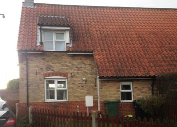 Thumbnail 2 bedroom semi-detached house for sale in Hamsters Close, Pebmarsh, Halstead