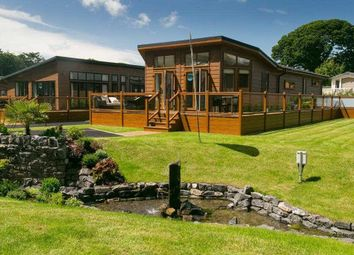 Thumbnail 3 bedroom property for sale in Prestige Glass House Super Lodge, At Plas Coch 5Holiday Homes, Llanedwen