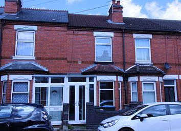 Thumbnail 2 bed terraced house for sale in Kingston Road, Earlsdon, Coventry