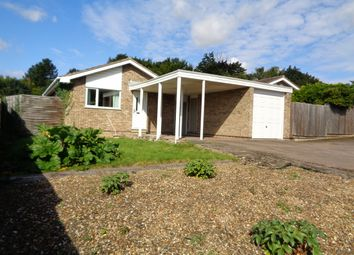 Thumbnail 3 bed bungalow for sale in Wyatt Way, Oundle