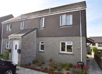 Thumbnail 1 bed flat for sale in Crosswalla Fields, Helston