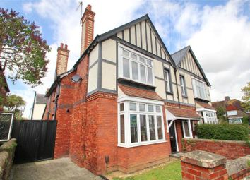 Thumbnail 4 bedroom semi-detached house for sale in Highfield Road, Worthing, West Sussex