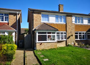 Thumbnail 3 bed semi-detached house for sale in Briar Close, Gosport