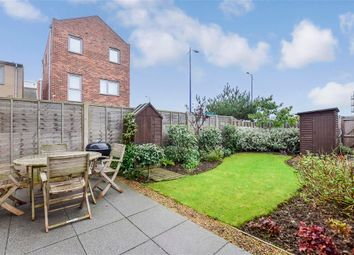 Thumbnail 5 bedroom town house for sale in Shiers Avenue, Dartford, Kent