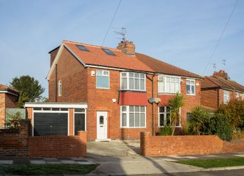 4 bed semi-detached house for sale in Nunthorpe Crescent, York YO23