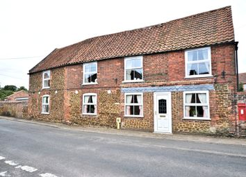 Thumbnail 3 bedroom detached house for sale in Lords Lane, Heacham, King's Lynn