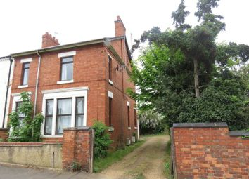 Thumbnail 2 bed terraced house for sale in Chester Road, Wellingborough