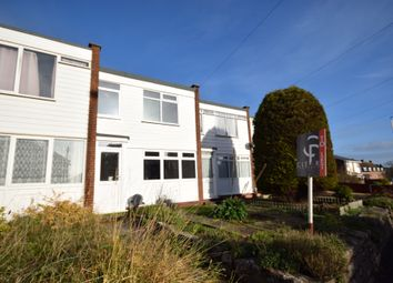 Thumbnail 2 bed terraced house to rent in Pinhoe Road, Exeter