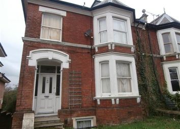 Thumbnail 4 bed flat to rent in Westridge Road, Southampton