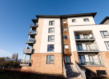 Thumbnail 1 bed flat for sale in Hammonds Drive, Peterborough