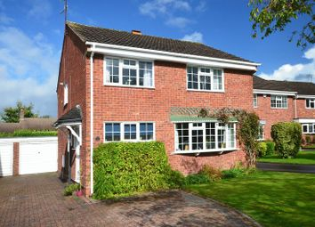 Thumbnail 4 bed detached house for sale in Green Park, Eccleshall, Staffordshire