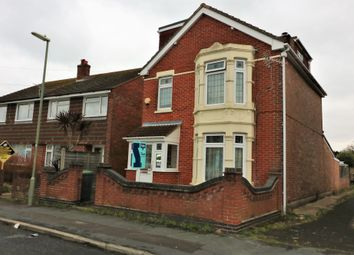 Thumbnail 4 bed detached house for sale in Elson Lane, Gosport