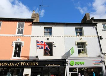 Thumbnail 2 bed flat to rent in High Street, Wigton
