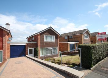 Thumbnail 3 bed link-detached house for sale in Moorland View, Crownhill, Plymouth