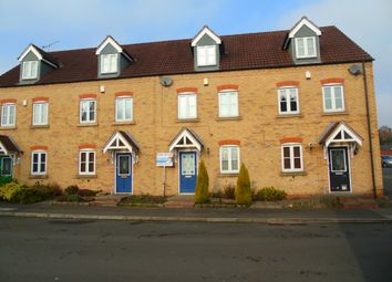 Thumbnail 4 bed town house to rent in Spindle Court, Mansfield