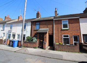 Thumbnail 2 bedroom terraced house for sale in Trafalgar Street, Lowestoft
