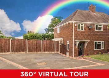Thumbnail 3 bed semi-detached house for sale in Gauden Road, Wollescote, Stourbridge