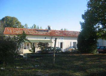 Thumbnail 5 bed farmhouse for sale in St Felix, Saint-Félix, Brossac, Cognac, Charente, Poitou-Charentes, France