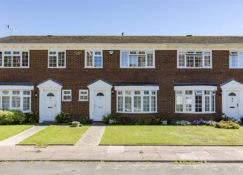 Thumbnail 3 bed terraced house for sale in Langham Gardens, Worthing, West Sussex
