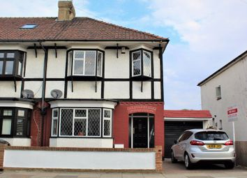 Cavendish Gardens, Westcliff-On-Sea SS0. 3 bed semi-detached house