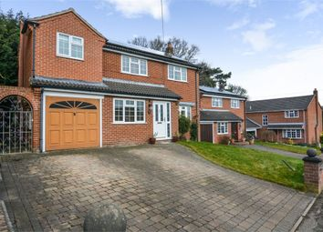 Thumbnail 5 bed detached house for sale in Throstle Nest Way, Brailsford, Ashbourne, Derbyshire