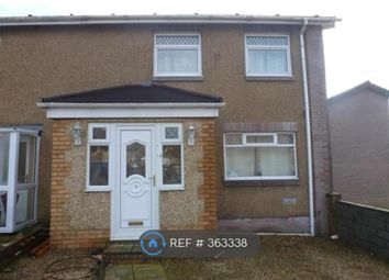 Thumbnail 2 bed semi-detached house to rent in Arfonfab Crescent, Pontypridd