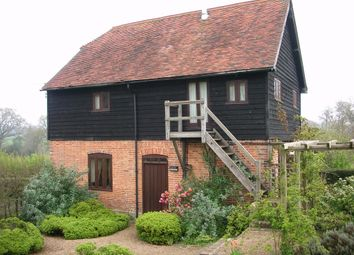 Thumbnail 3 bed detached house to rent in Cowden, Kent