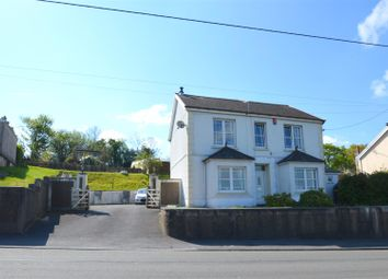Thumbnail 3 bed detached house for sale in Gwendraeth Road, Tumble, Llanelli