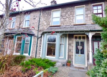 Thumbnail 2 bed terraced house for sale in Castle Garth, Kendal, Cumbria