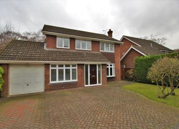 Thumbnail 4 bed detached house to rent in Tavistock Road, Fleet, Hampshire