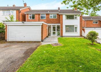 Thumbnail 5 bedroom detached house for sale in Severn Road, Oadby, Leicester