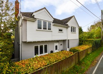 Thumbnail 4 bed detached house for sale in North End, Nr Little Yeldham, Halstead, Essex