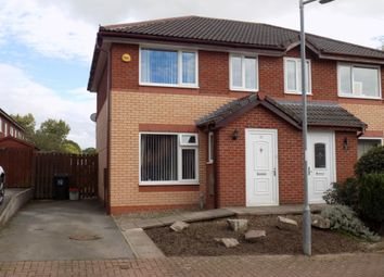 Thumbnail 2 bed semi-detached house for sale in Mendip Close, Winsford