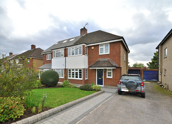 Thumbnail 3 bed semi-detached house for sale in Chandos Avenue, Southgate