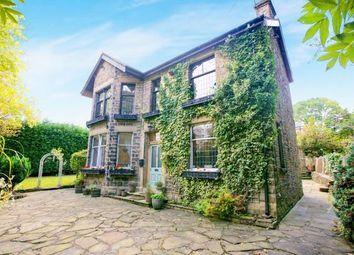 Thumbnail 5 bedroom detached house for sale in Yeardsley Lane, Furness Vale, High Peak, Derbyshire