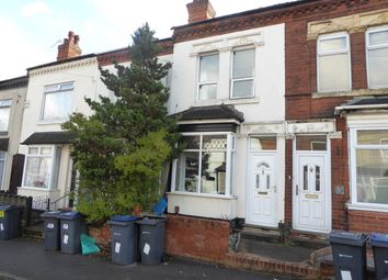 Thumbnail 3 bed terraced house for sale in Frances Road, Kings Norton, Birmingham