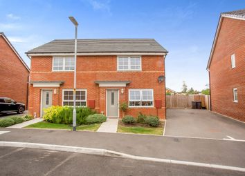 Thumbnail 2 bed semi-detached house for sale in Asquith Avenue, Melksham