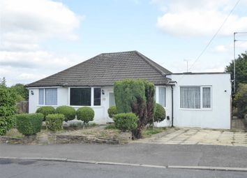 Thumbnail 4 bed detached bungalow for sale in The Courtway, Carpenders Park, Watford