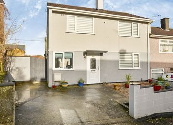 Thumbnail 3 bed end terrace house for sale in Powis Gardens, Plymouth, Devon
