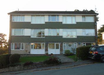 Thumbnail 2 bed flat for sale in Penlan Rise, Llandough, Penarth