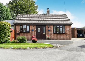 Thumbnail 3 bedroom detached bungalow for sale in Priory Close, Yeaveley, Ashbourne