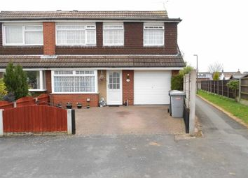 Thumbnail 5 bed semi-detached house for sale in Seagull Close, Sydney, Crewe, Cheshire