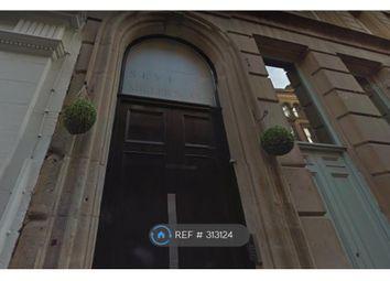 Thumbnail 1 bedroom flat to rent in Miller Street, Glasgow