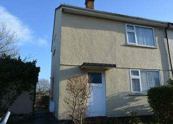 Thumbnail 2 bedroom end terrace house for sale in Pavey Road, Hartcliffe, Bristol