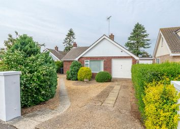 Thumbnail 3 bed detached bungalow for sale in Fisher Road, Fakenham