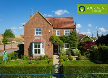 Thumbnail 4 bed detached house for sale in Orchard Lodge The Green, Stillingfleet, York