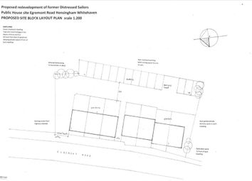Thumbnail Land for sale in Residential Building Plots, Egremont Road, Whitehaven, Cumbria