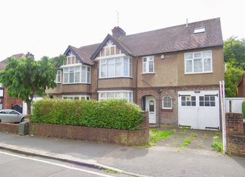 Thumbnail 5 bed semi-detached house for sale in Marlborough Road, Luton