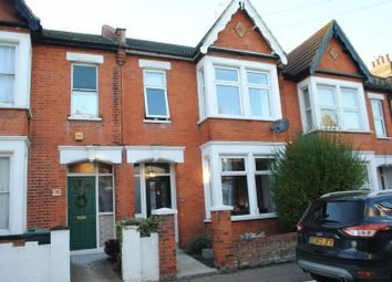 Thumbnail 3 bed terraced house for sale in Hainault Avenue, Westcliff-On-Sea, Essex